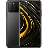 Xiaomi Poco M3 4/64GB Black/Черный